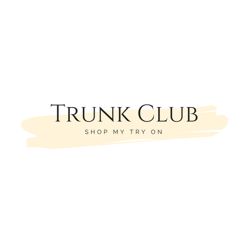 Trunk club try on: September