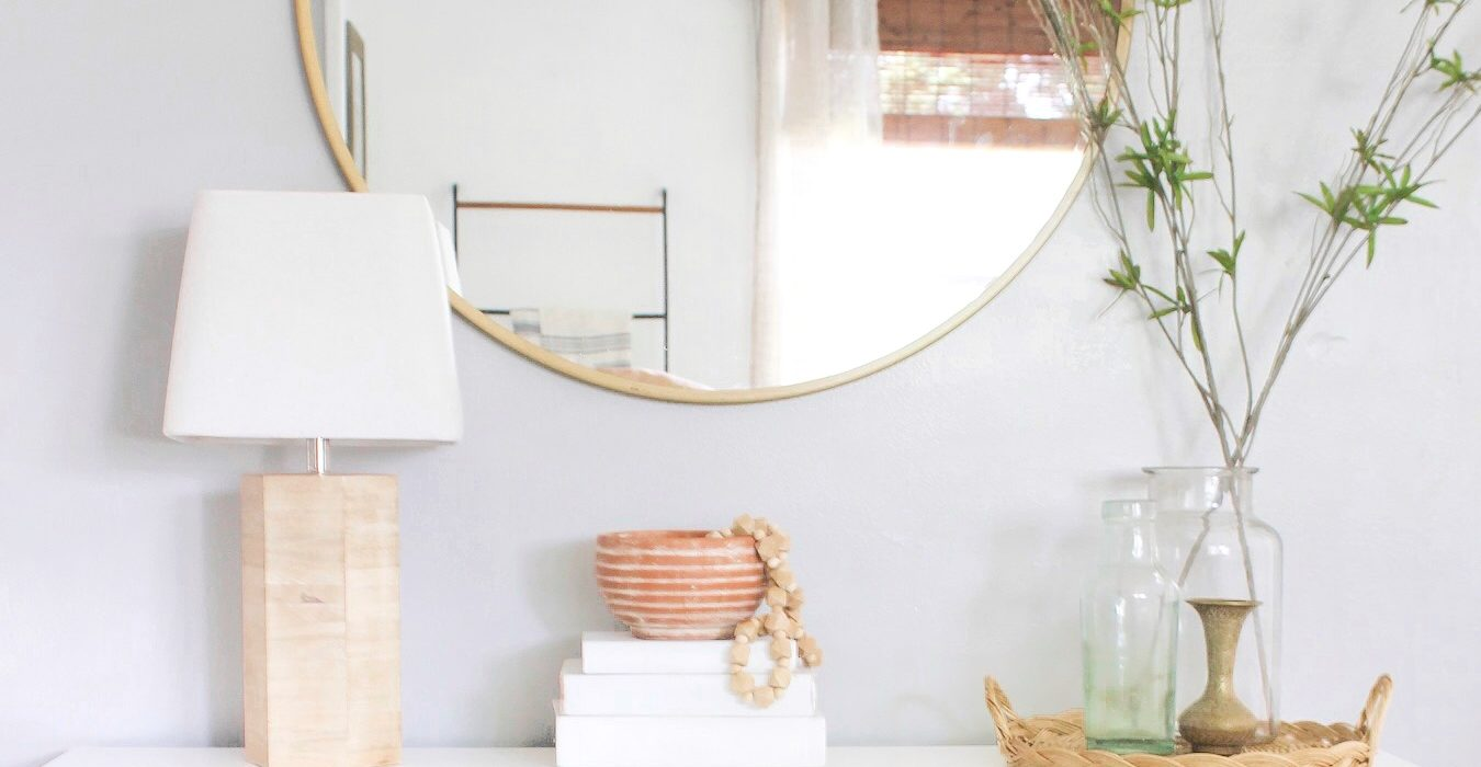 Console Table  Refresh