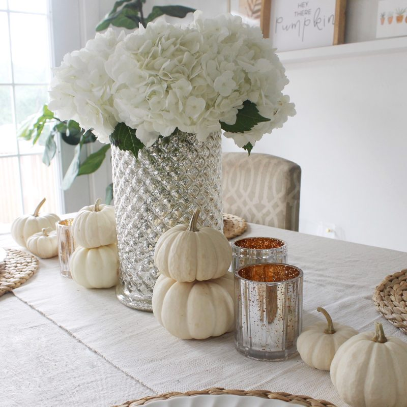 Fall Decor ideas with QVC