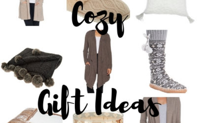 Gift Ideas for the Cozy Lover