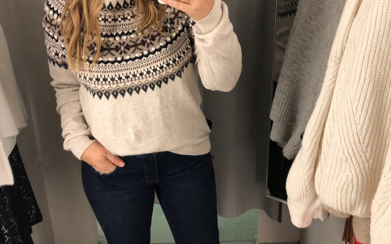 Holiday/ Winter Try on
