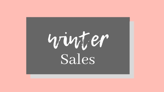 After Christmas Sales round up