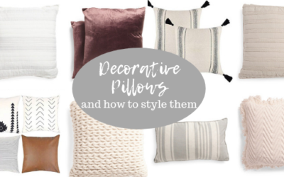 Affordable Decorative Pillows for Any Space