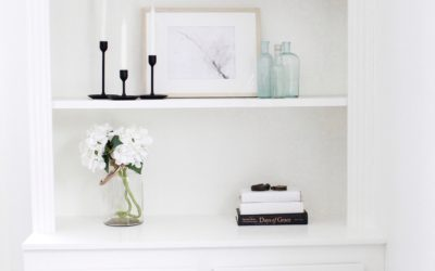 Shelf Styling: Tips everyone can use
